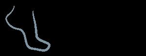 Jalkaterapeutti Sanna Mielikäinen Kuopio Logo